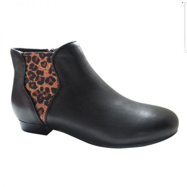 Katie n Me Leopard Boot