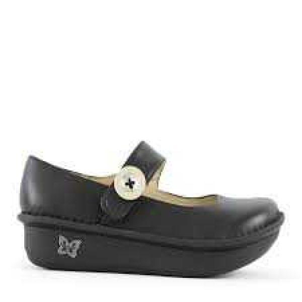 Paloma Black Leather