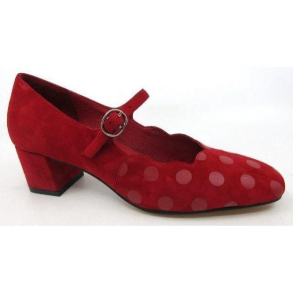 Red Dot Heel