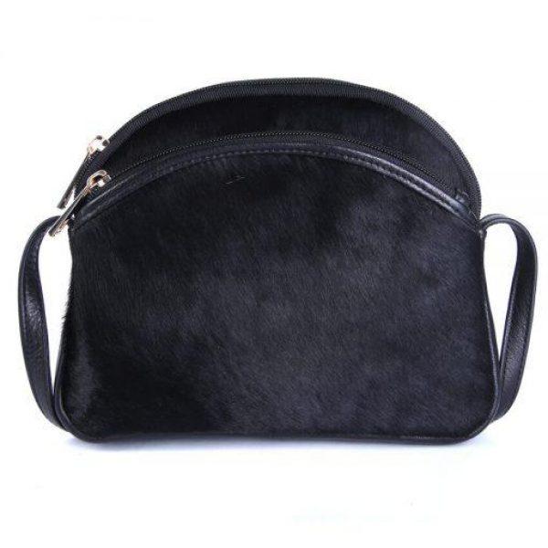 Vera May Zane Black Handbag